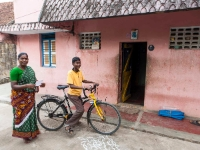 Cycling  1003111186  Periyakuppam. : Countries & Places, Cycling, India, Periyakuppam