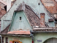 Houses  1105031021 Rumenia, Sibiu. Pasajul Scarilor. : Buildings, Countries & Places, Rumania